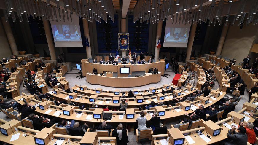 Les élus du Conseil Régional ont voté le 15 décembre le choix du nouveau nom de Sud-Provence Alpes Côte d'Azur