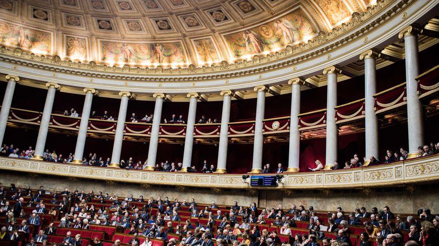 L'Assemblée Nationale en séance plénière - photo d'illustration