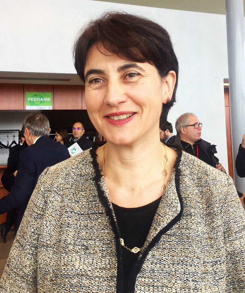 Sophie Pantel, le 14 décembre 2017