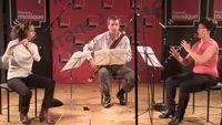 Robert Muczynski | Trio pour instruments à vent (Waltz, Solitude, Holiday) par des musiciens de l'Orchestre National d'Ile-de-France