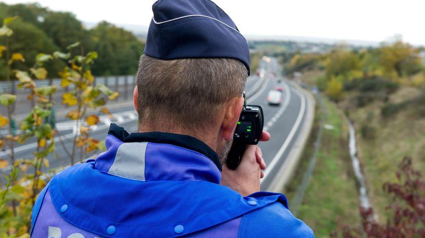 190 excès de vitesse relevés en une après-midi sur la commune d'Isle