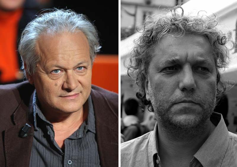 Jean-Pierre Luminet  / David Giannoni