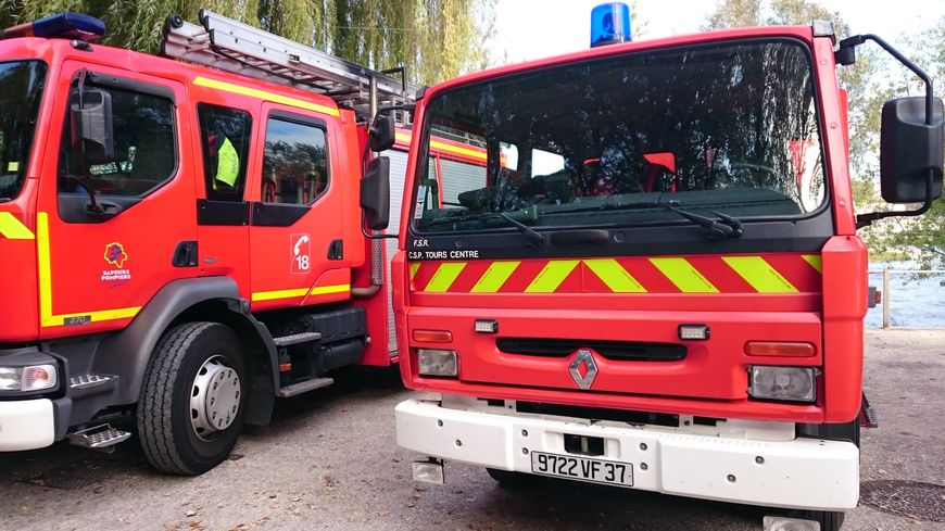 Les pompiers ont été alertés ce dimanche soir peu avant minuit