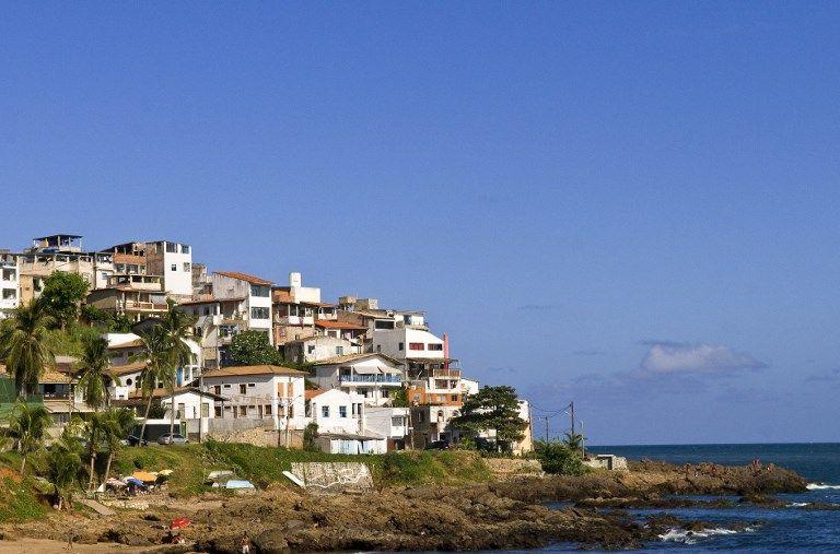 Salvador de Bahia dans la région de Nordeste racontée par Jean-Luc Marty
