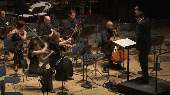 "Bruno Mantovani : ""Streets"" (extrait), dirigé par Matthias Pintscher"