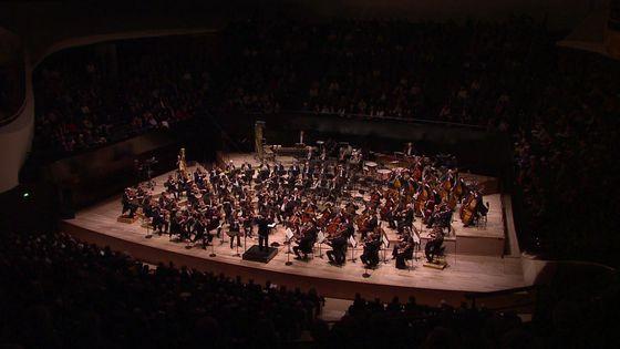 Myung-Whun Chung dirige Dusapin et Brahms