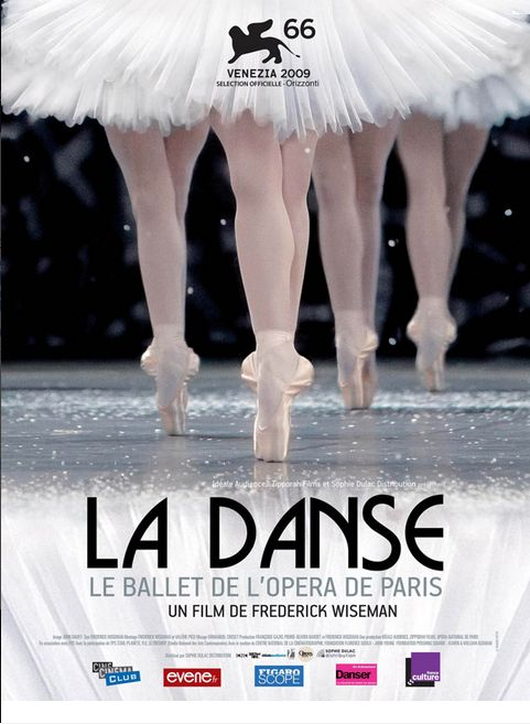 Documentaire : La Danse, le Ballet de l'Opéra de Paris