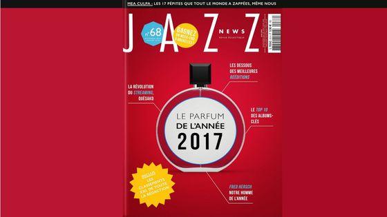 Jazz News n°68 décembre 2017/janvier 2018