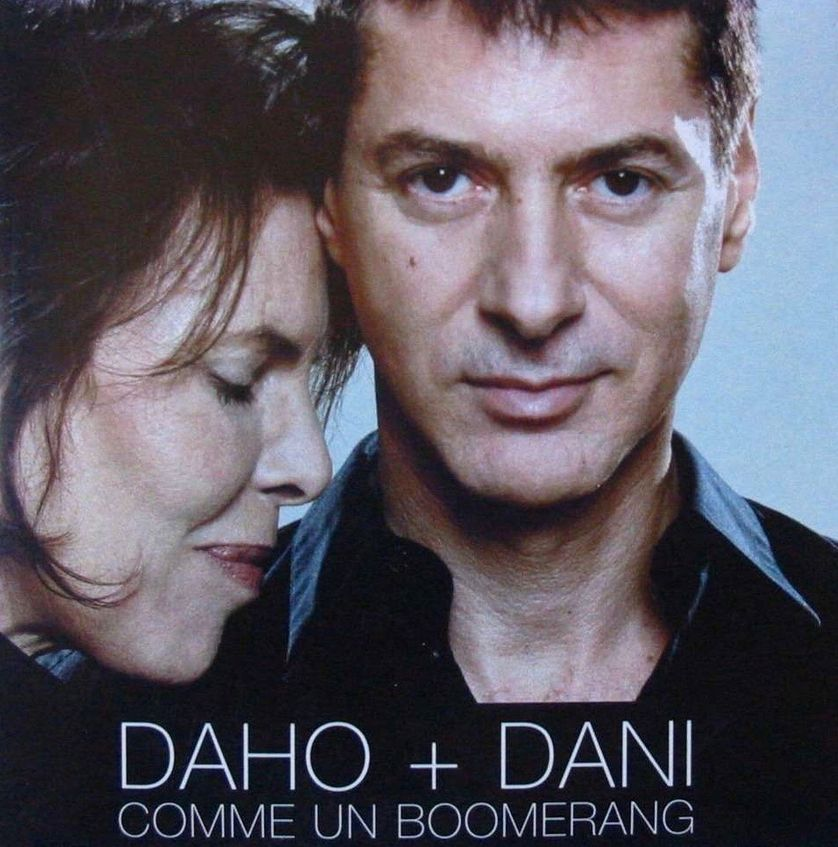 "Daho + Dani ""Comme un boomerang"""