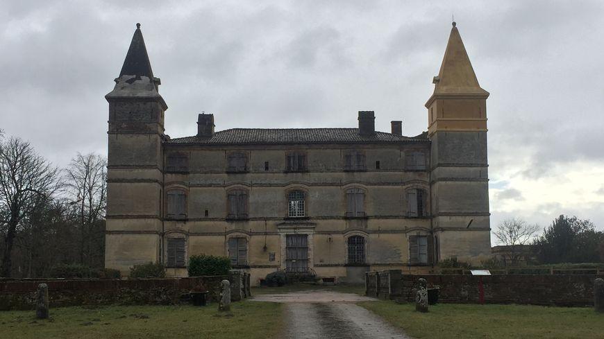 Le château de Bonrepos-Riquet a été construit au XVIIème siècle.