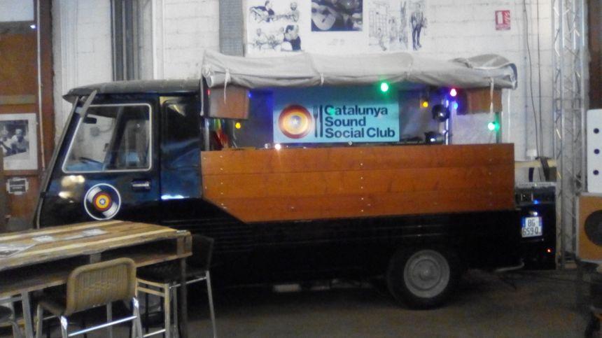 Le Sound Truck de Raph Dumas