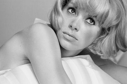 Mireille Darc en 1974