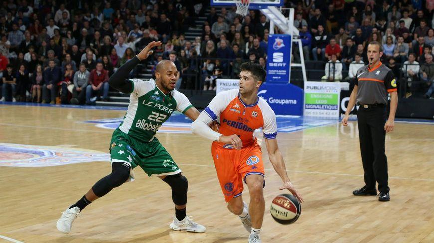Boulazac Basket Dordogne en Pro A et au Palio