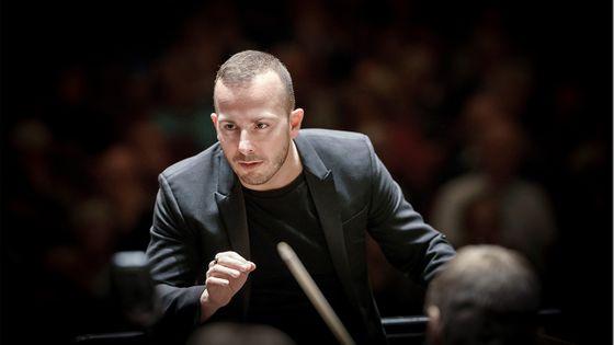 Le chef d'orchestre canadien Yannick Nézet-Séguin