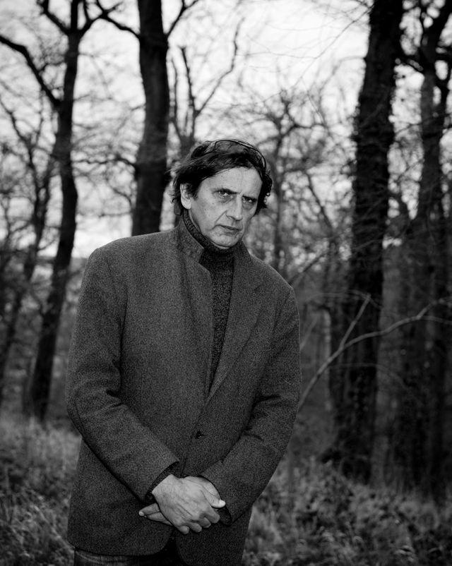 Portrait de Jean-Luc Chapin