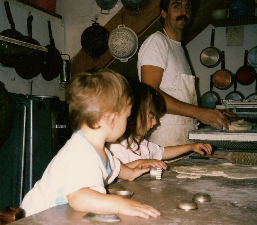 La main à la pâte dès le plus jeune âge