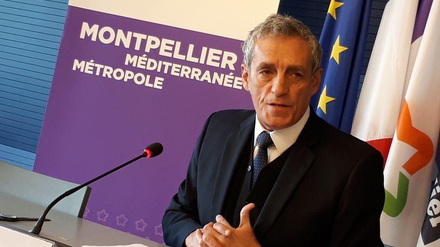 Profitant du nouveau statut de la ville, le maire de Montpellier en a profité pour rétablir quelques vérités