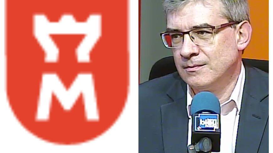 Laurent Bourquin, vice-président de l'université du Maine