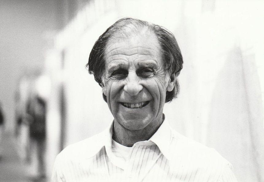 Fred Beckey dans les années 1990 ( photo de Pat Ament )