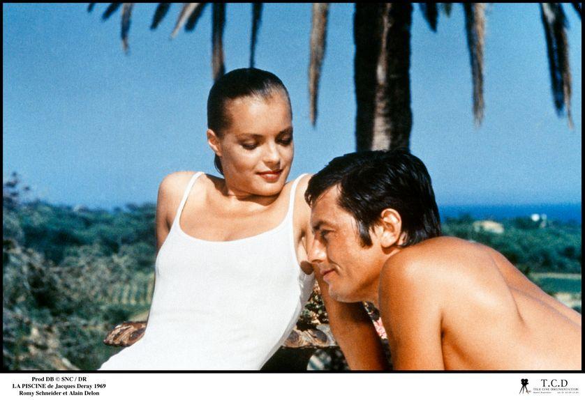 """""""La Piscine"""" de Jacques Deray / Prod DB"""