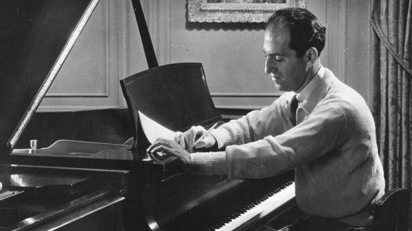 George Gershwin à New-York en 1935 (1/5)