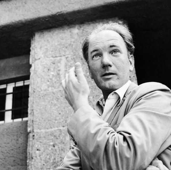 Thomas BernHard en 1971 à Salzburg