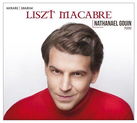 Liszt macabre © Mirare