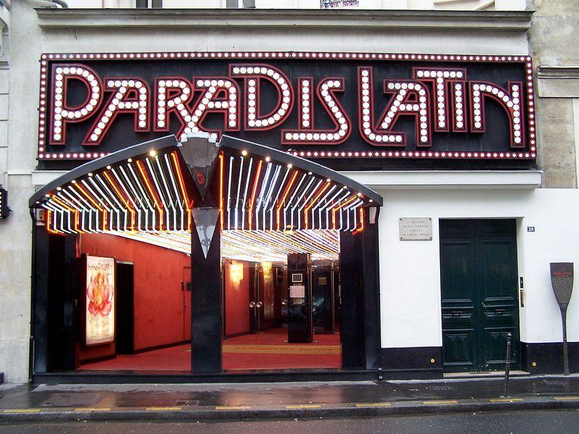 Le Paradis Latin, 2012