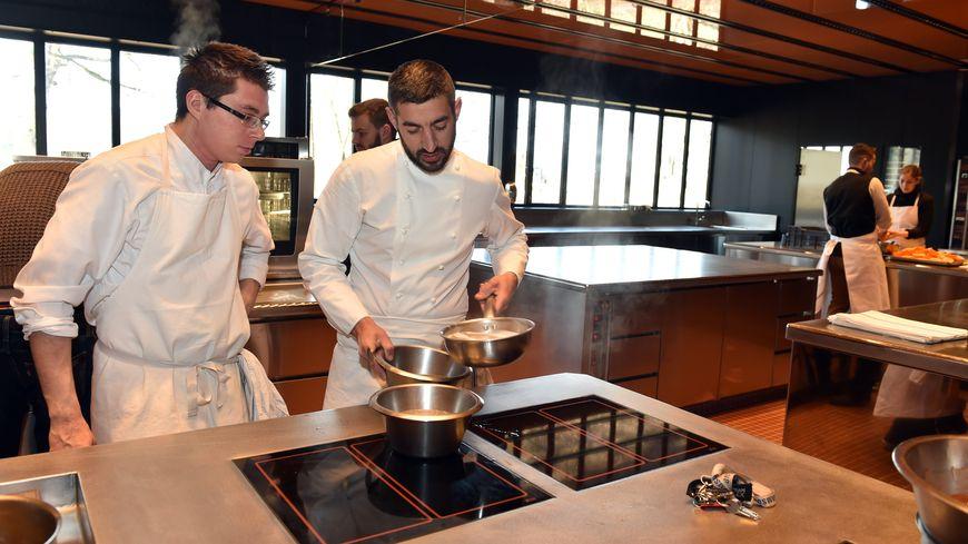 Un d ner dans un restaurant 3 toiles a vous plairait for France bleu orleans cuisine