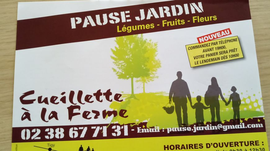 Pause Jardin espère relancer ses activités de culture et de vente
