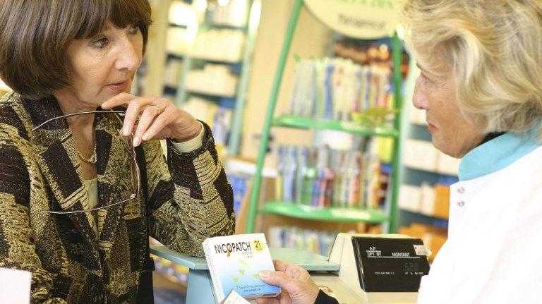 Le Nicopatch est un médicament sans ordonnance dont le prix varie énormément d'un point de vente à l'autre, selon l'Observatoire Familles Rurales