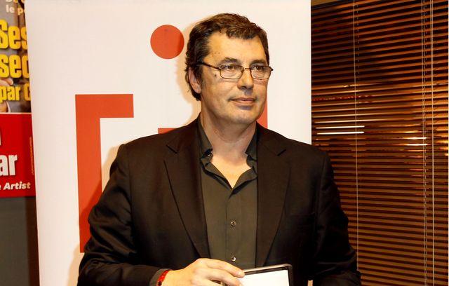 Jean-Luc Seigle écrivain, scénariste et dramaturge