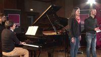 "Henri Sauguet | Duo final des ""Caprices de Marianne"" par Zuzana Markova et Philippe-Nicolas Martin"