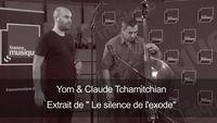 """Le clarinettiste Yom interprète """"Le Silence de l'exode"""" (extrait)"""