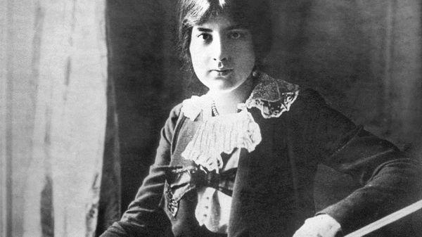 Lili Boulanger à Paris en 1918 (1/5)