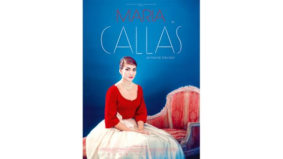 Maria by Callas, un film de Tom Volf