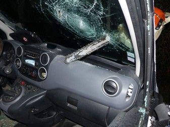 L'homme s'en est pris à la voiture du nouveau compagnon de son ex-femme.