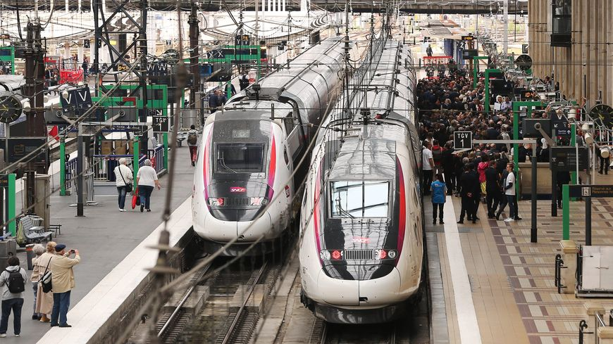 Depuis le 2 juillet, la SNCF annonce un trafic multiplié par 2 pour les voyages professionnels