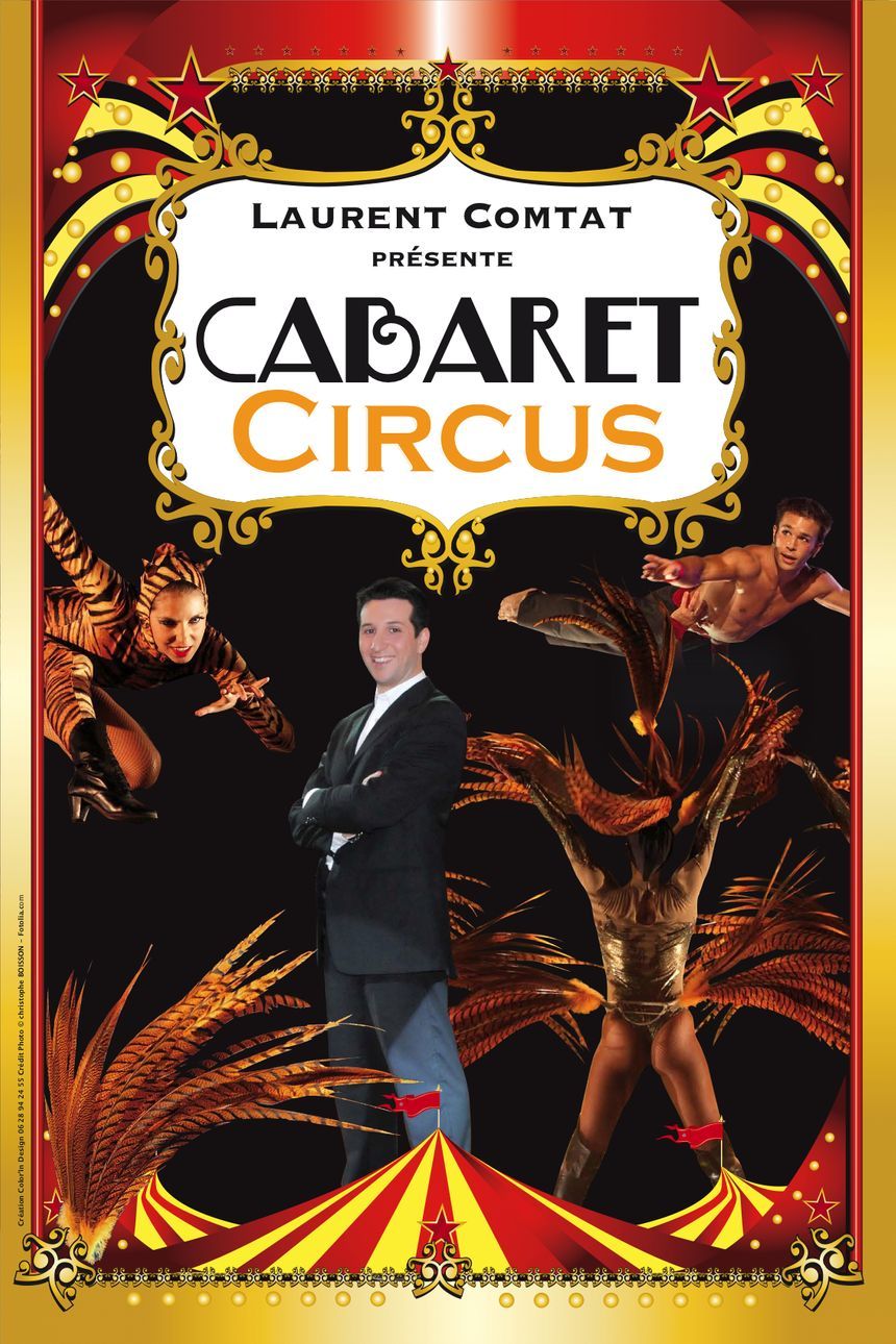 Affiche Cabaret Circus