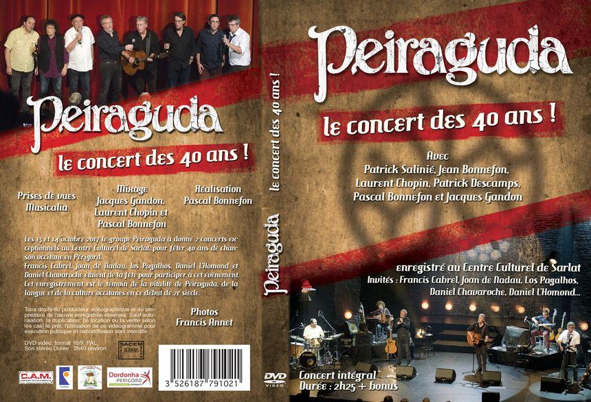 DVD Peiraguda