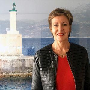 Frédérique Dumas le 15 décembre 2017