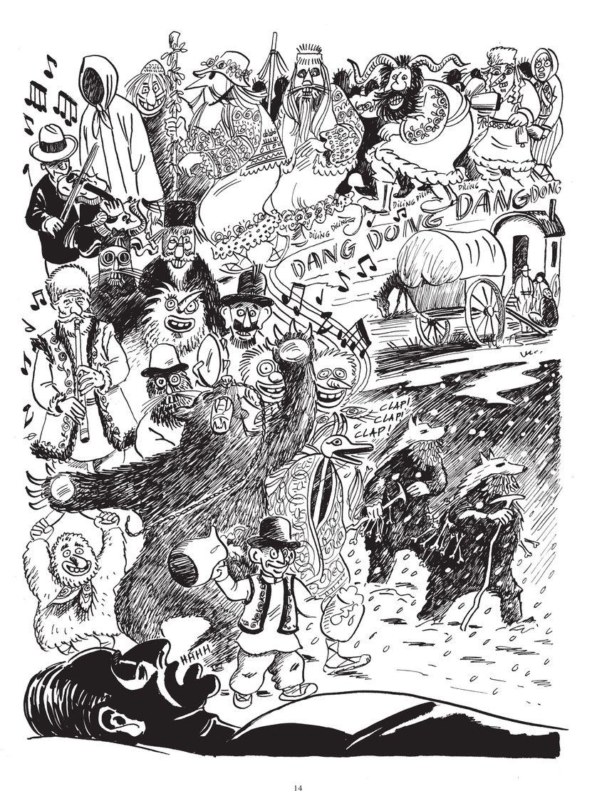 """""""Istrati !, volume 1, Le Vagabond"""" de Golo"""