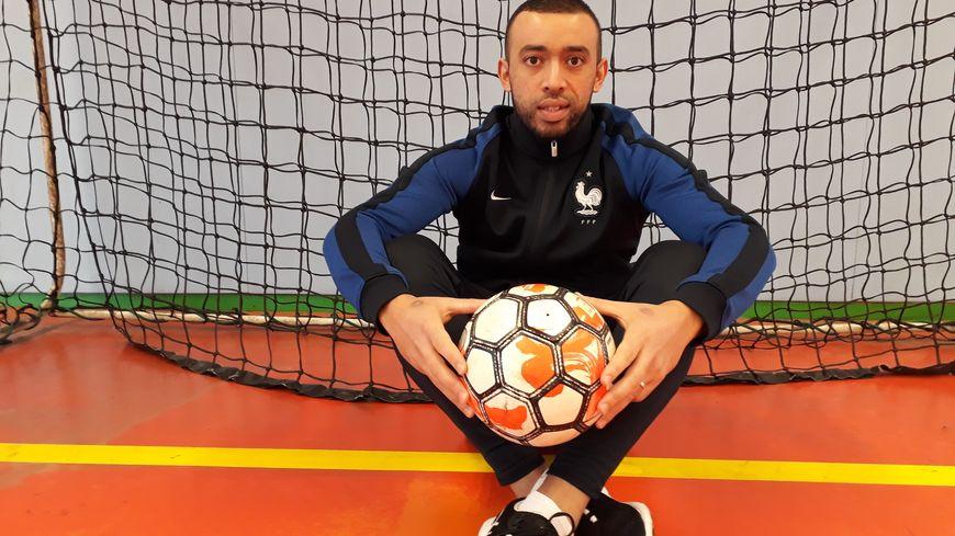 A 32 ans, Samir Alla va découvrir avec l'équipe de France son premier tournoi majeur de Futsal