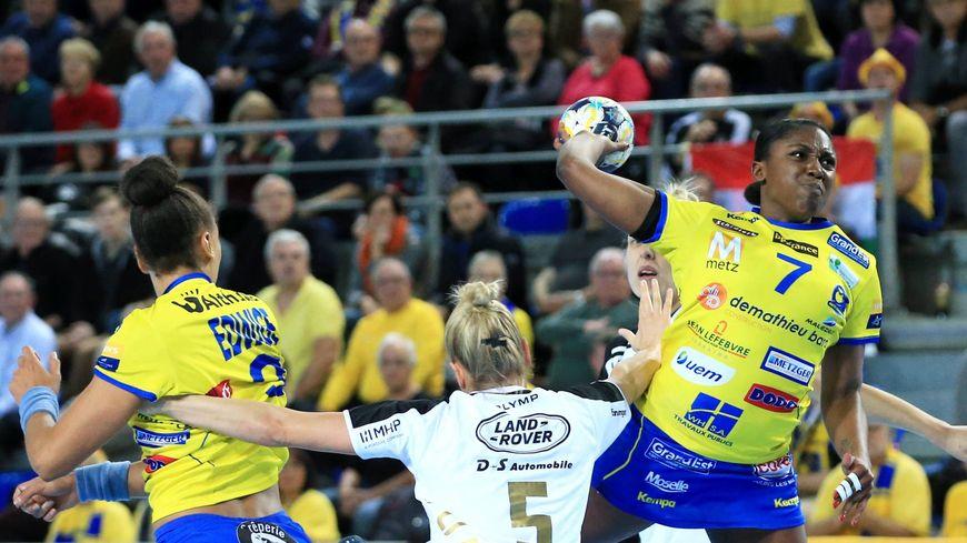 Emmenées par leur capitaine, Grâce Zaadi, les handballeuses messines ont vécu une incroyable année 2017.
