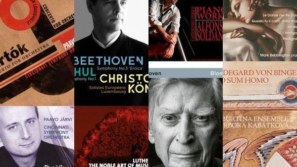 Actualité du disque : Beethoven, Bartok, Mehul...