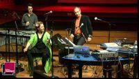 Improvisation du Trio Lyregaard, Birgé, Edsjö