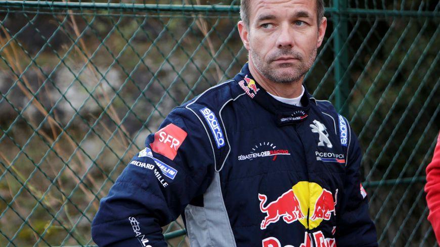 Sébastien Loeb, le nonuple champion du monde de rallye revient en WRC (illustration).