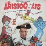 Album Henri Salvador Chante Les Aristochats et le Monde Merveilleux de Walt Disney
