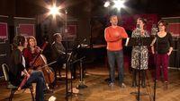"""""""L'Apéritif"""" d'Audran et """"Carmen"""" de Bizet (parodie) par la troupe du Ventre de Paris"""