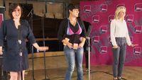 "Les Mélodivines interprètent ""L'Orgueil"", ""Itsi Bitsi"" de Dalida et ""Dream a Little Dream of me"""